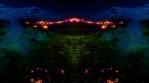 Steam valley flash glow