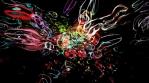 VJ Loop Set Color Explosion - Loop 01
