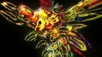 VJ Loop Set Color Explosion - Loop 12