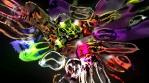 VJ Loop Set Color Explosion - Loop 14