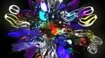 VJ Loop Set Color Explosion - Loop 18
