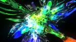 VJ Loop Set Color Explosion - Loop 5