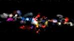 VJ Loop Set Particle Storm - Loop 18