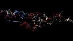 VJ Loop Set Particle Storm - Loop 02