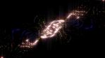 VJ Loop Set Particle Storm - Loop 32