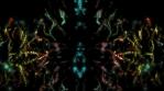 VJ Loop Set Particle Storm - Loop 33