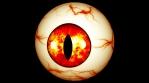 Creepy Halloween Eye Monster