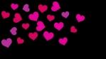 Valentines Hearts BG