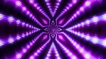 VJ Flashing Lights Wall - Colorful Stage