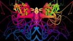 FluoVines VJ Loops  Pack - Loop 2