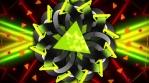 Glowing Quantum 10 VJ Pack - Loop 9