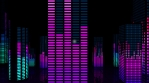 Night City Light Eqailizer 4K 03