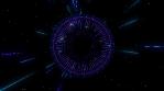 Night Circle Light Equalizer 4K 03