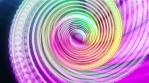 Spiral Dots Pattern