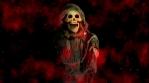 Creepy Skeleton Halloween