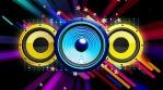 Colorful Speaker 4K Vj Loop