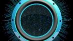Bright Equalizer Speaker 4K Vj Loop 03