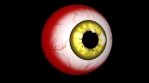 Halloween Eye Red