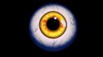 Halloween Eye Blue