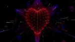Pulse Heart 4K Vj Loop 03