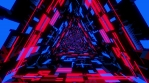 Neon Tunnel 1