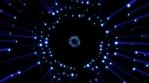 Star Space Structure 4K Vj Loop 04