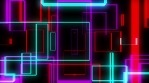 Abstract Color Square 4K Vj Loop 04