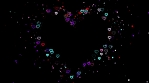 Wedding Heart 4K VJ LOOP 05