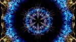 Gothic Blue LIMEART VJ Loop