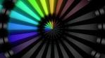 Tunnel Rainbow Neon