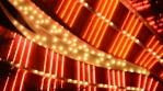 Busy Casino Lights in Las Vegas