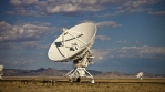 Time Lapse of the Very Large Array in New Mexico,