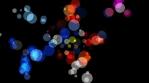VJ Loop Set Particle Storm - Loop 04
