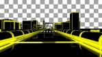 VJ Loop Set City Drives - Loop 03