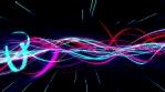 Line Stripe Energy 4K Vj Loop 03