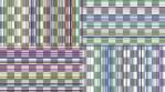 Rainbow Lines Alpha x 4