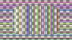 Rainbow Opposing Lines 1