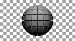 Sphere Cube Dome Transformation 2