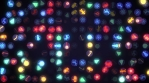 New Year And Christmas Disco Led Wall Dance