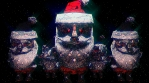 Dark Santa Clauses