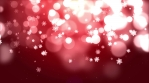 Snowflake Christmas Bokeh Background 01