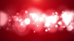 Snowflake Christmas Bokeh Background 03