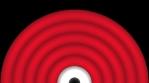 Light Box - Arcs - Red and White - 125bpm