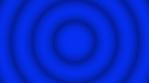 Light Box - Rings - Blue and White Strobe - 125bpm