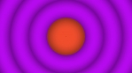 Light Box - Rings - Orange and Purple - 125bpm