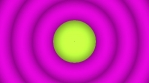 Light Box - Rings - Pink and Green - 125bpm