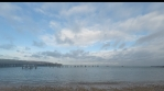 Swanage Winter Time Lapse Big Sky