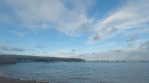 Swanage Winter Time Lapse Old Pier