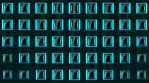 Wall of Neon Lights v2 09