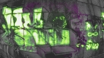 Acid Greed Magenta Graffiti Mix